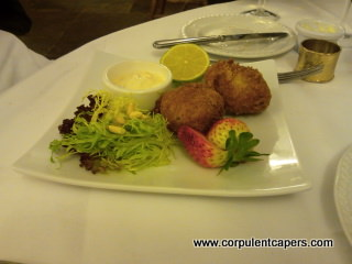 Picture of Crab Rissoles