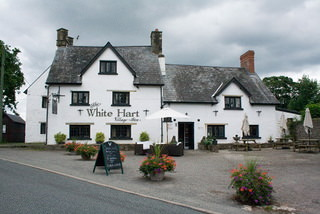 The White Hart 1 The White Hart Village Inn, Usk