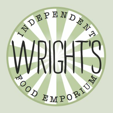 wife logo Wright's Independent Food Emporium