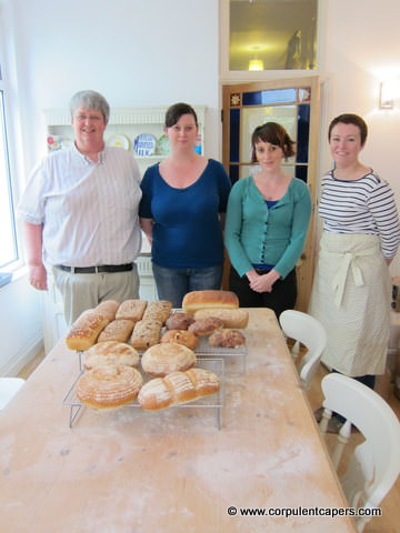 Baked Introduction to Baking Bread Course at the One Mile Bakery