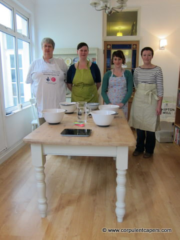 FourBloggers Introduction to Baking Bread Course at the One Mile Bakery