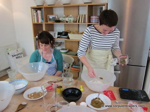 havingfun Introduction to Baking Bread Course at the One Mile Bakery