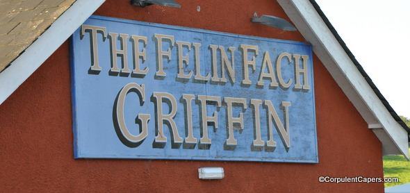 Hiraeth at the Felin Fach Griffin