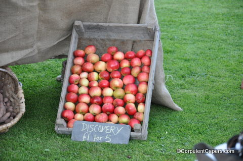 Discover Penpont Apples
