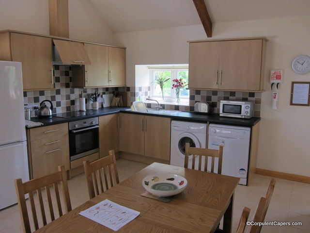 One of The Cottage Kitchens