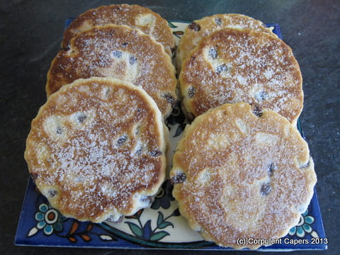 Picture of Welsh Cakes