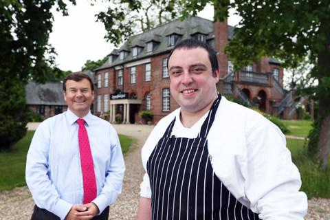 Morgan and Hendry Llansantffraed Court Hotel   Back On The Culinary Map