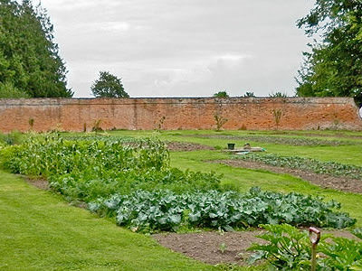 Picture of the Walled Garden at LLansantffraed