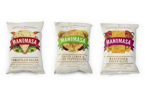 Corpulent Capers - Manomasa's exciting new Tortilla Flavours