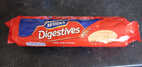 Corpulent Capers: McVities Stop Taking The Biscuit