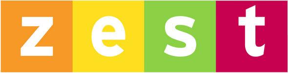 Corpulent Capers: Zest Logo