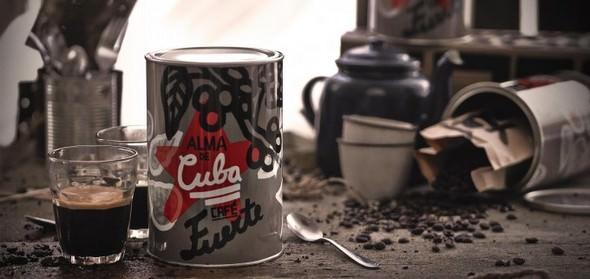 Corpulent Capers: Alma de Cuba Coffee