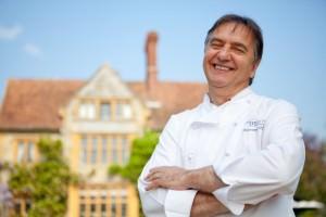 Abergavenny Food Festival: Raymond Blanc