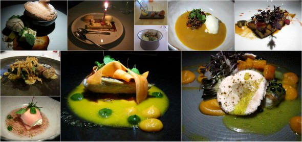 Corpulent Capers: Some dishes from our Tasting Menu at Restaurant JS.