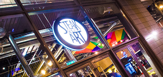 Steak Of The Art Cardiff